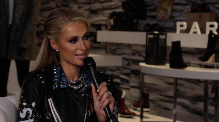 Paris Hilton recuerda con nosotros a Veronica Mars