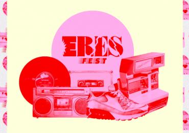 Este es line up official del ERES FEST