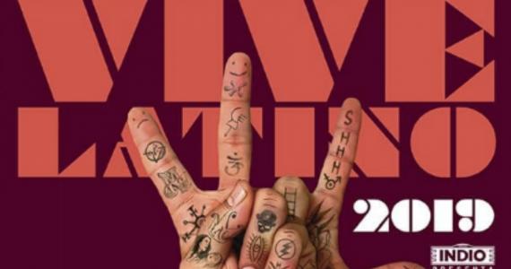 Filtran por 'error' cartel del Vive Latino 2019