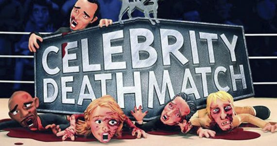 Celebrity Deathmatch anuncia su regreso para 2019