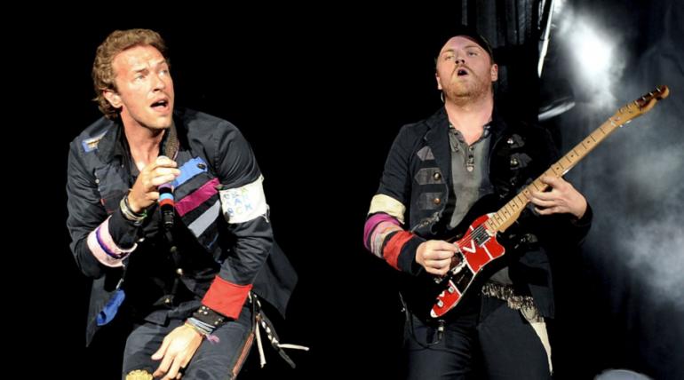 Coldplay celebra gira con disco más documental y película