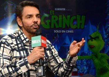 Entrevista: Eugenio Derbez nos habla de El Grinch