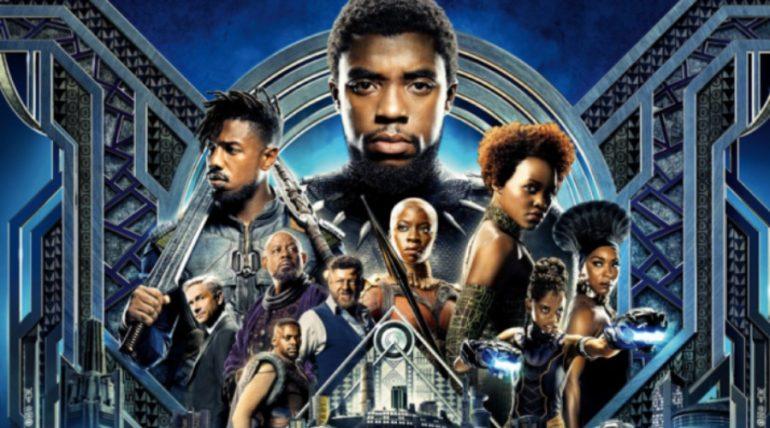 Black Panther nominada a mejor Drama en los Golden Globes