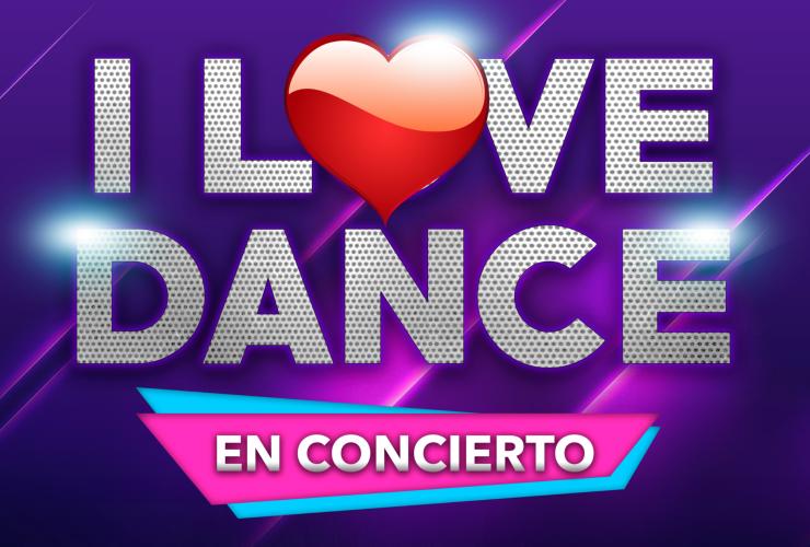 I LOVE DANCE, el festival con artistas que marcaron a toda una generación