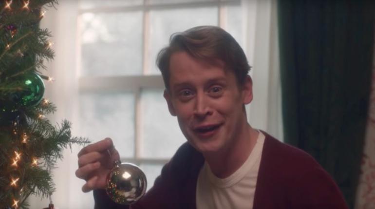 Así luce Macaulay Culkin dando vida al adulto Kevin McCallister, de Home Alone (VIDEO)