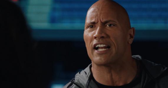 The Rock regresa a la pantalla grande con Fighting with my Family