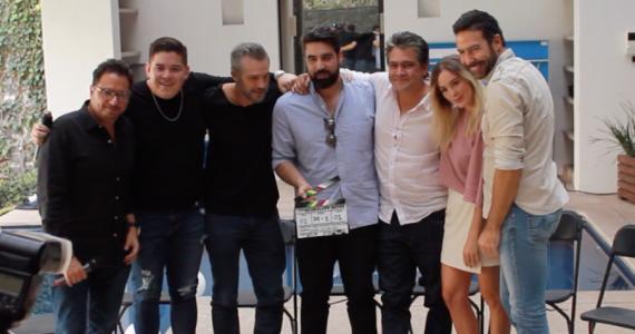 Dan claquetazo inicial a la película Guadalupe-Reyes