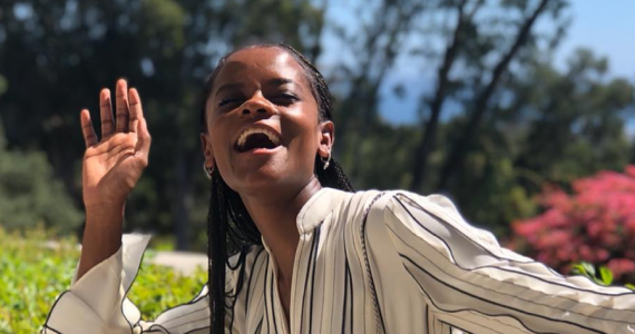 Letitia Wright la actriz más taquillera de Hollywood
