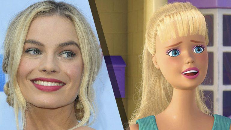 Margot Robbie será Barbie en la pantalla grande