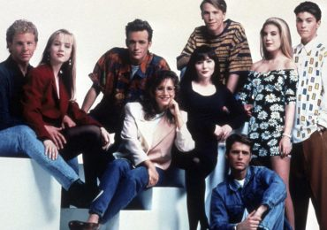 Regresa Beverly Hills 90210 con el reparto original