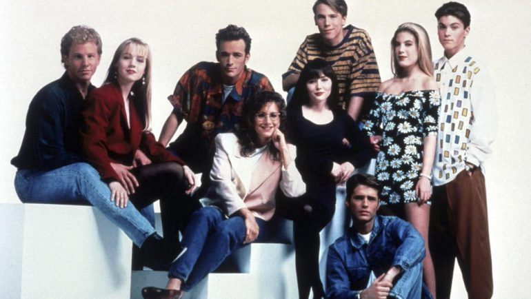Regresa Beverly Hills 90210 con el reparto original