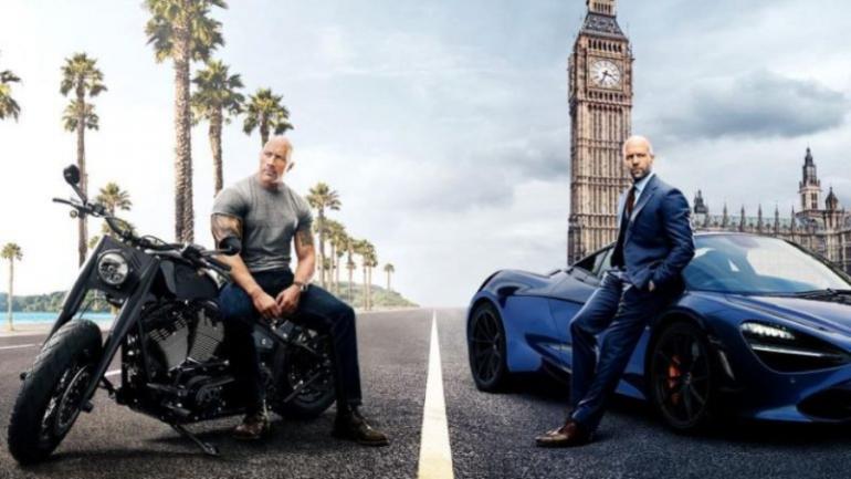 Lanzan primer tráiler de Fast & Furious:Hobbs & Shaw