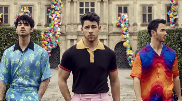 Sucker, el sencillo que juntó nuevamente los caminos de los Jonas Brothers