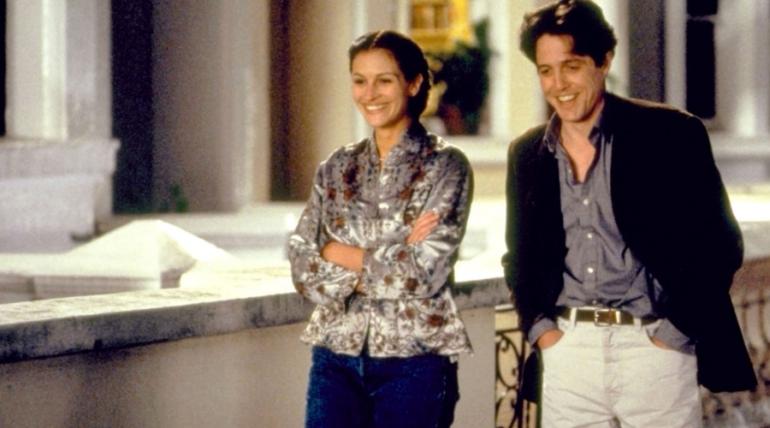 Notting Hill regresa a las salas de cine para celebrar el amor