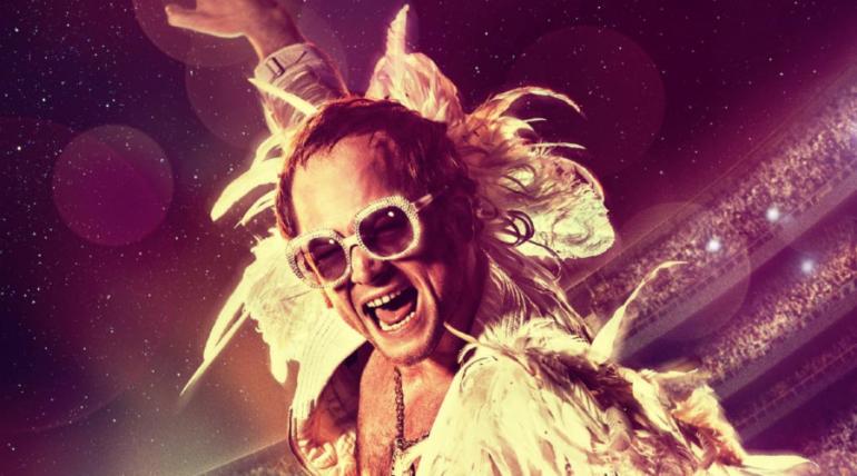 Lanzan primer tráiler de Rocketman con Taron Egerton como Elton John