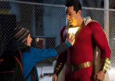 El nuevo tráiler de Shazam! hace referencia a Superman