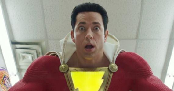 Shazam! una película de superhéroes basada en la familia