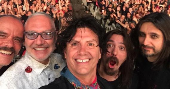 Caifanes estrena el sencillo Heridos, después de 25 años