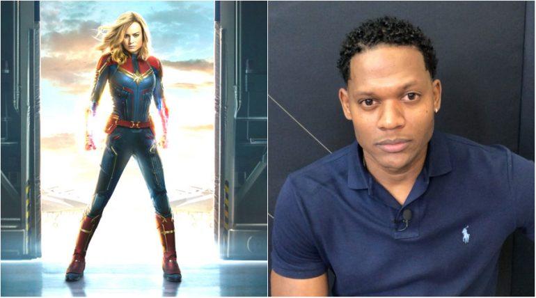 Algenis Perez Soto, el actor latino de Captain Marvel