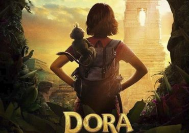 Sale el primer póster del live-action de Dora la Exploradora: Dora y la ciudad perdida