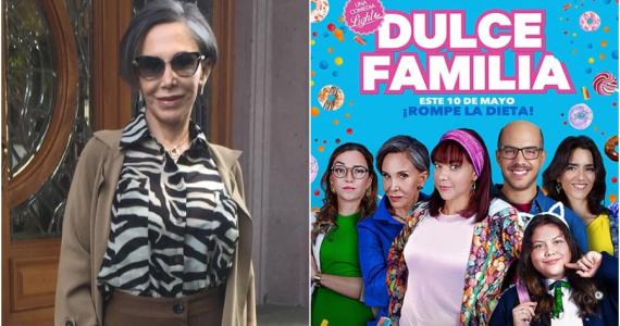 Así será luce Florinda Meza en el nuevo tráiler de Dulce Familia
