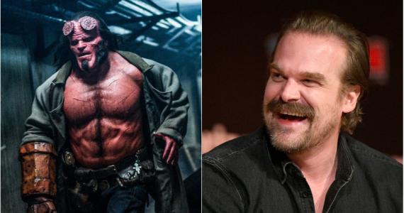 David Harbour visitará México para promocionar la nueva película de Hellboy
