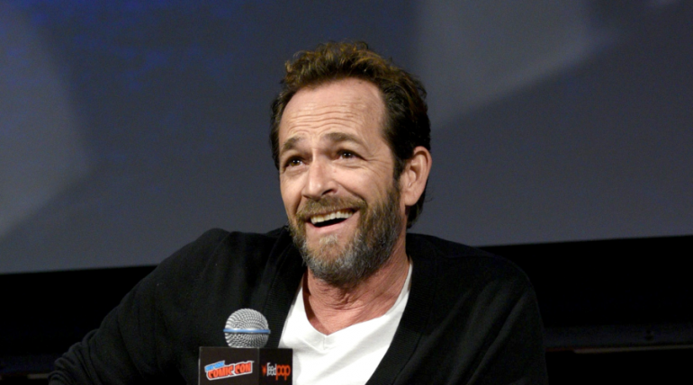 Luke Perry, actor de Beverly Hills 90210 y Riverdale, muere a los 52 años