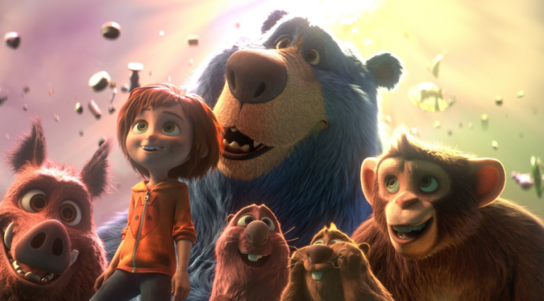 Parque Mágico la película que demuestra el poder de la amistad