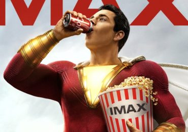 Shazam! se podrá ver en IMAX