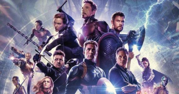 Avengers: Endgame impone récord mundial en su estreno