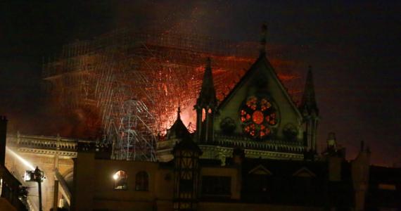 La Catedral de Notre Dame, escenario de películas