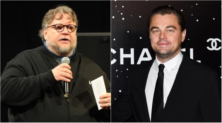 Leonardo DiCaprio sería el protagonista de la nueva película de Guillermo del Toro
