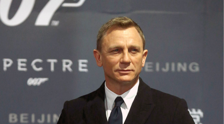 Daniel Craig regresa para dar vida a James Bond