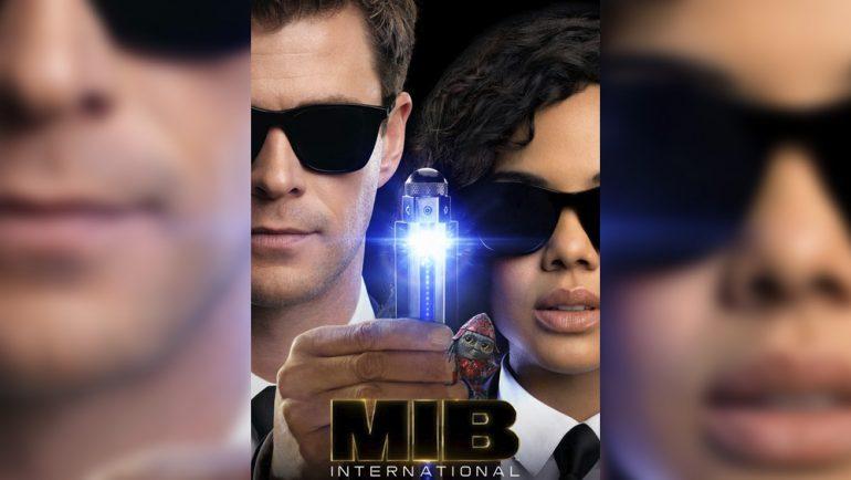 Hombres de Negro regresa con Chris Hemsworth y Tessa Thompson como protagonistas
