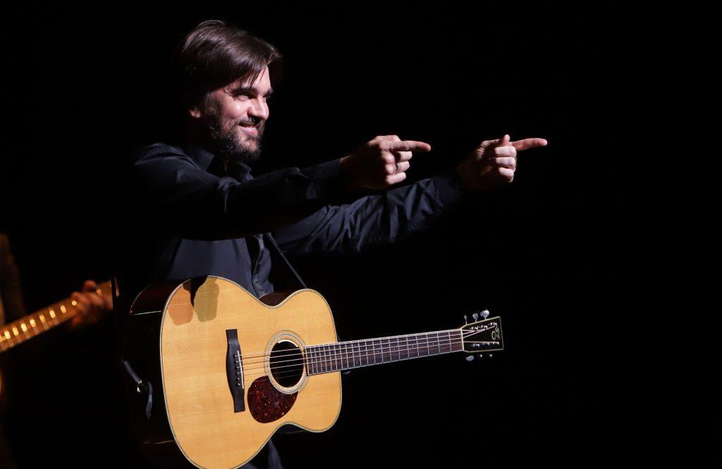 Juanes. Foto: Getty