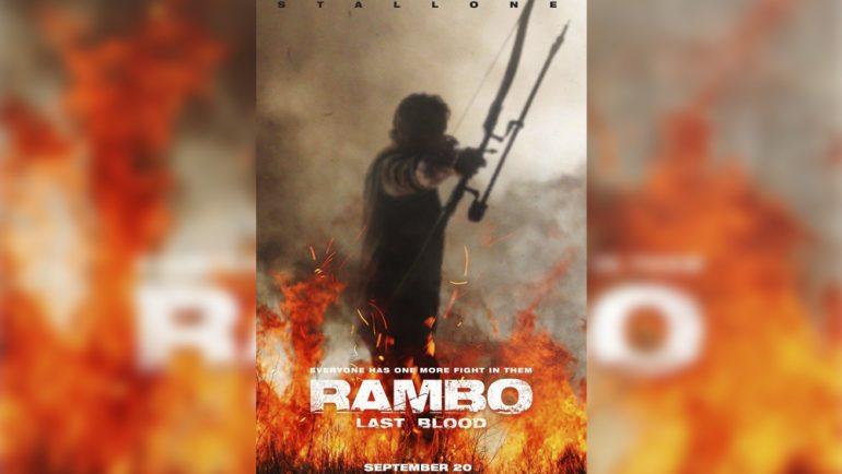 Lanzan tráiler de Rambo V luego de filtración desde Cannes