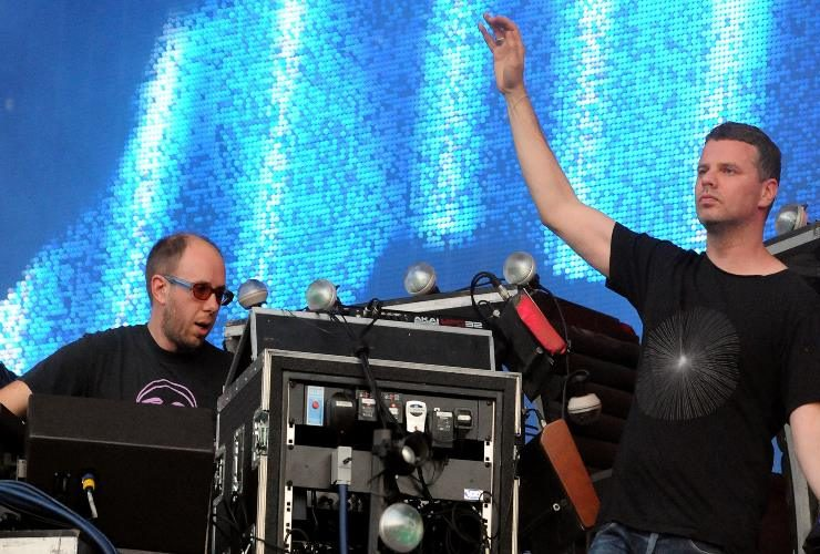 Chemical Brothers. Foto: Getty Images