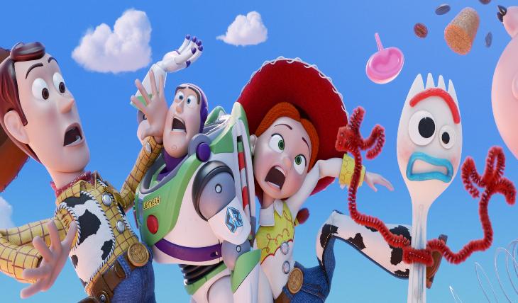 Toy Story 4. Foto: Pixar