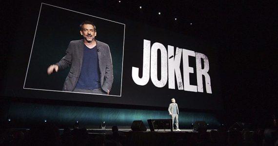Todd Phillips comparte foto de Joaquin Phoenix como Joker - Getty