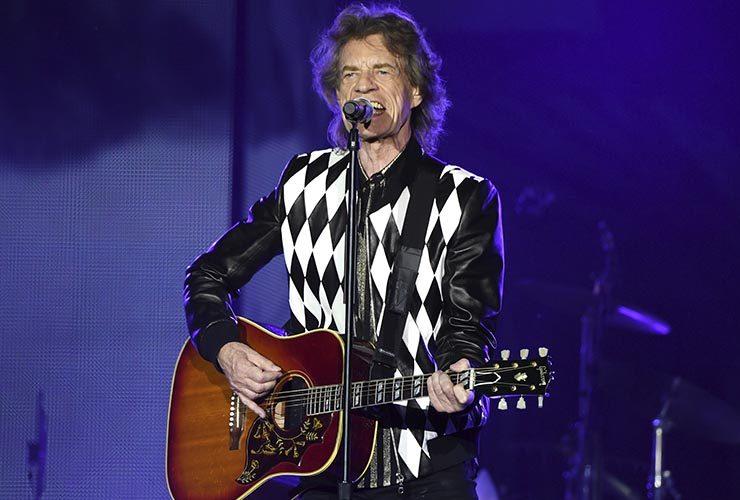 Mick Jagger regresó al escenario tras operación de corazón - Getty