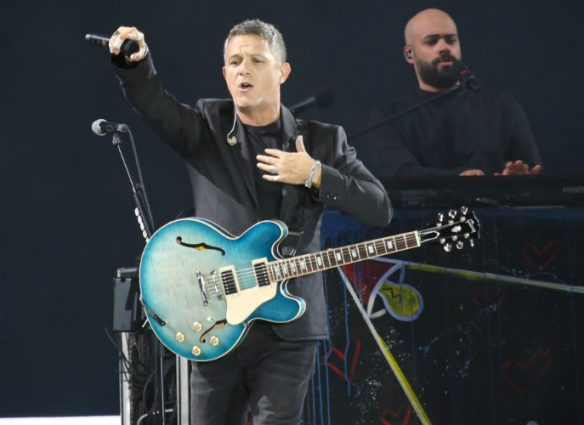 Alejandro Sanz. Foto: Getty Images