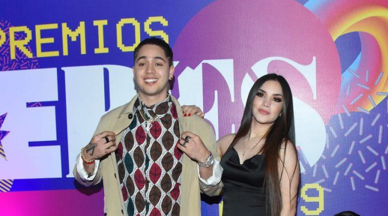 Juan de Dios Pantoja y Kimberly Loiaza | Foto: Getty Images