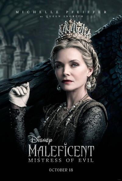 Reina Ingrith (Michelle Pfeiffer). Foto: Disney