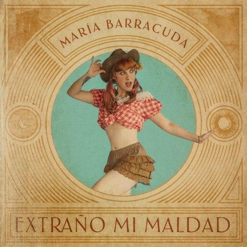 María Barracuda. Foto: Cortesía del artista