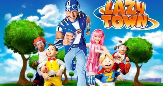 Lazy Town. Foto: Discovery Kids