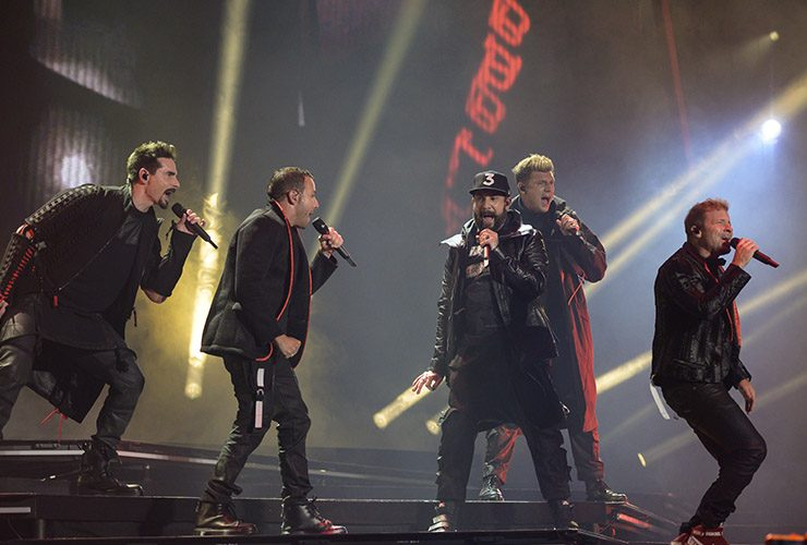 Backstreet Boys regresa a México con su nuevo disco DNA - Getty
