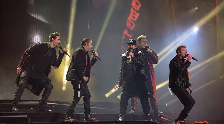 Backstreet Boys regresa a México con su nuevo disco DNA - Getty